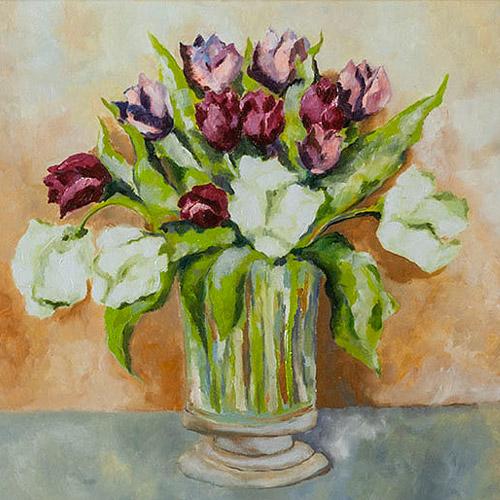 44 – Blumenvase
